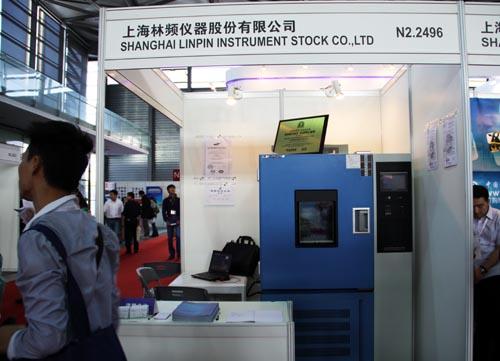 上海林频仪器股份有限公司参展2012慕尼黑上海分析生化展