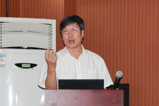 北京体育大学林显鹏副院长:《体育场馆运营、管理以及未来发展趋势》